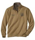 Molton Sweatshirt Canada Lands preview2