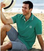 2er-Pack Polo-Shirts Sunshine Time preview3