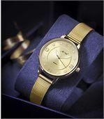 Ozdobné hodinky s kryštálikmi Swarovski® preview3