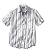 Proužkovaná košile preview3
