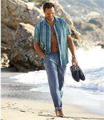 Džínsové nohavice na voľný čas preview2