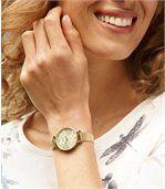 Ozdobné hodinky skrištálikmi Swarovski®