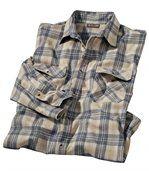 Flanelová košile Andin preview2