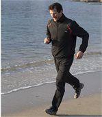 Jogging-Anzug Running aus Microfaser preview1