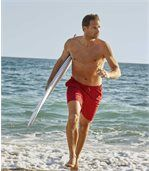 2er-Pack Shorts Sport aus Microfaser preview2
