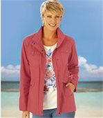 Women's Coral Safari Jacket  preview1