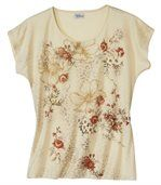 Tee-Shirt Floral preview2