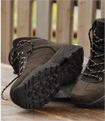 Men's Brown Walking Boots - Canadian Trek preview3