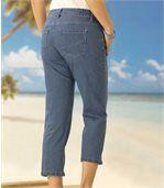 7/8-Jeans mit Stretch-Effekt preview1