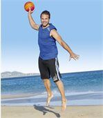 Men's Black Summer Sport Shorts