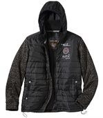 Wattierte Jacke Antarctic mit Molton preview1