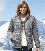 Gesteppte Winterjacke preview1