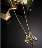 Náhrdelník Pluie de Cristal s bižuterními kameny Swarovski® preview1