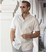 Košeľa so stojačikom Officier Waikiki Summer preview1