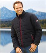 Wattierte Steppjacke Canada Lands preview2
