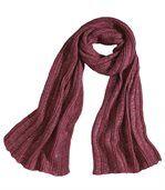 Pletený šál slesklými efektmi preview2