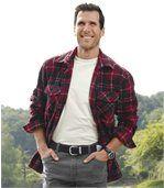 Fleecová svrchní košile Mountain Passion preview1