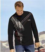 2er-Pack T-Shirts Winter Sport