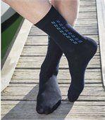 Sada 4 párů barevných ponožek preview2
