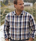 Men's Checked Shirt - Flannel preview1