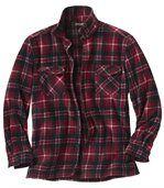 Fleecová svrchní košile Mountain Passion preview2