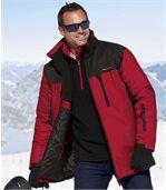 Vodoodpudivá bunda z materiálu Proteck® preview1