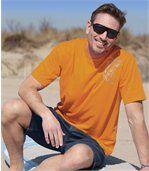 Set van 3 T-shirts 'Pacifi c Sun' preview2