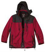 Vodoodpudivá bunda z materiálu Proteck® preview2