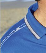 2er-Pack Poloshirts Shore Beach