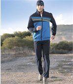 Jogging-Anzug Sport und Freizeit aus Microfaser preview1