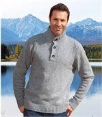 Sweter White Ranch preview1