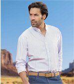 Košile se stojáčkem Western preview1