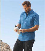Pohodlná letná košeľa preview1