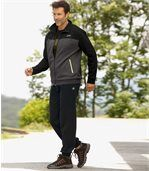 Jogging-Anzug Winter Time aus Molton preview1
