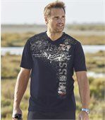 2er-Pack T-Shirts Rider