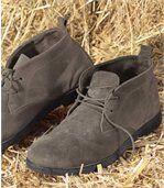 Kotníkové boty New Frontier