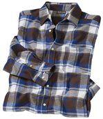 Flanelová košeľa Canada Nature preview3
