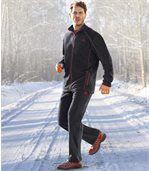 Jogging-Anzug Aus Fleece preview1