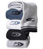 Sada 5 párů sportovních ponožek preview1