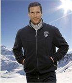 Nieprzemakalna kurtka z polaru preview1