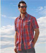 Kockovaná košeľa Honolulu preview1