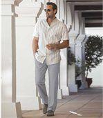 Volnočasové kalhoty Carbet Beach preview2
