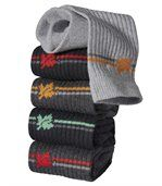 LOT DE 5 PAIRES DE CHAUSSETTES SPORT preview1