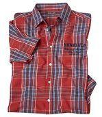 Kockovaná košeľa Honolulu preview2