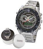 Armbanduhr mit Zweifachanzeige preview1