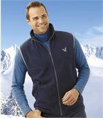 Men's Microfleece Gilet preview1