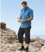 Kapsáčové trojštvrťové nohavice Comfort preview2