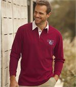 Poloshirt Eagle Rising preview1
