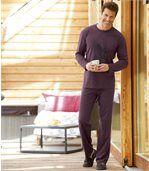 Bavlnené pyžamo s motívom orla preview1