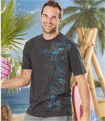 Sada 2 triček s maorským potiskem preview2